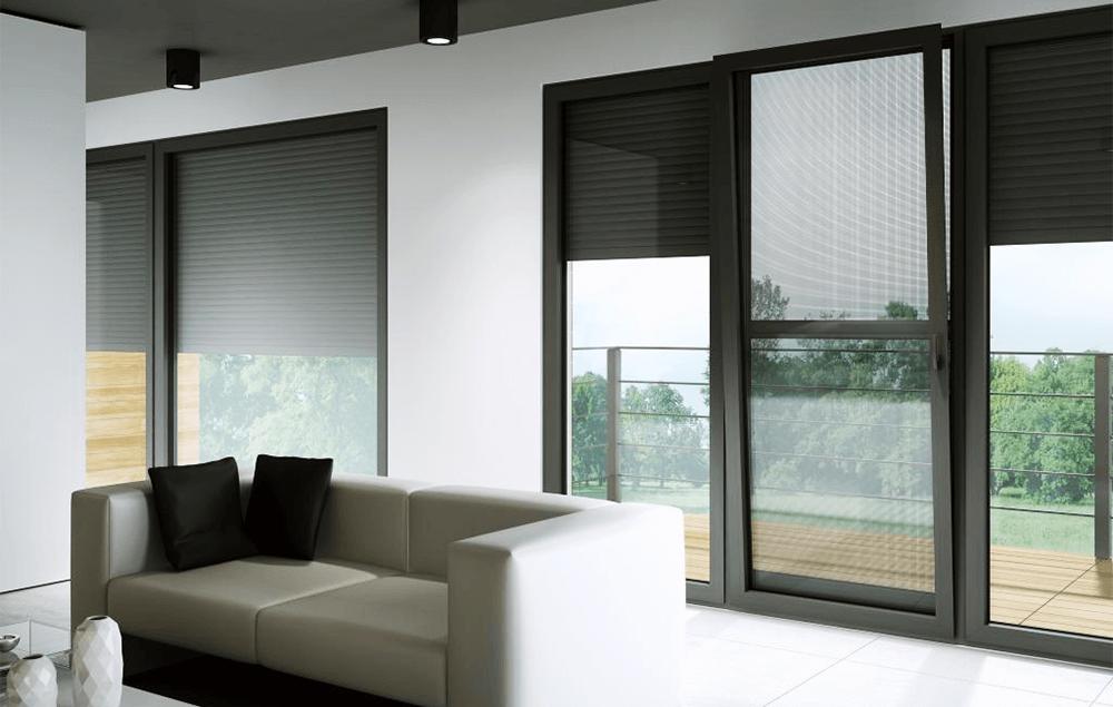 galerie volets roulants halloin. Black Bedroom Furniture Sets. Home Design Ideas